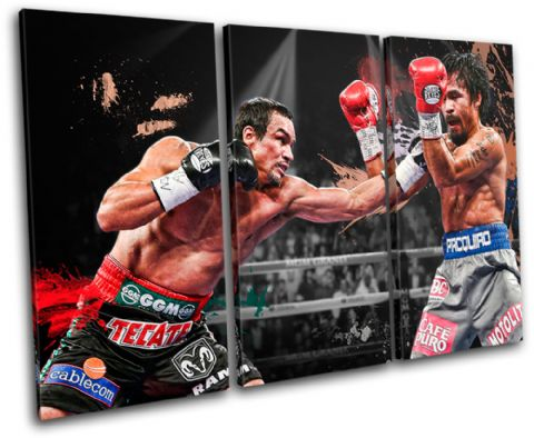 Marquez Pacquiao Boxing Sports - 13-2198(00B)-TR32-LO